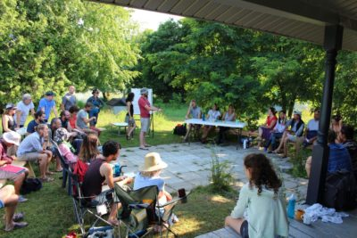 Cours de Design en Permaculture à Dunham, Québec